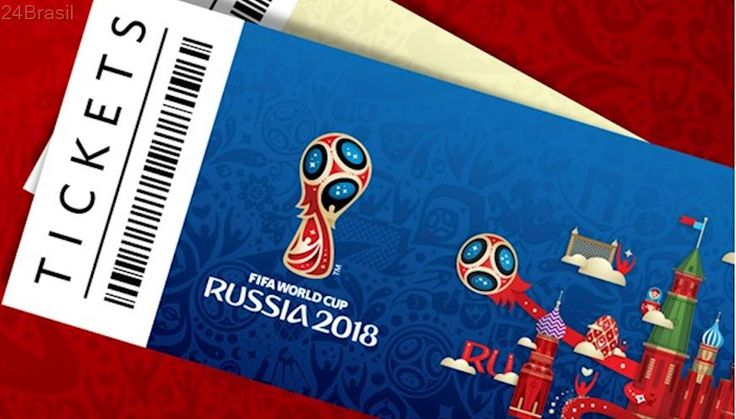 Venda de ingressos para Copa de 2018 começará nesta quinta-feira