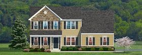 Ryan Homes Ravenna Elevation C