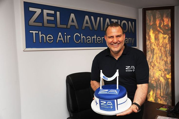 Interview – Andreas Christodoulides: 'Zela Aviation Aims to Exceed Customer Expectations in Air Chartering Industry'.