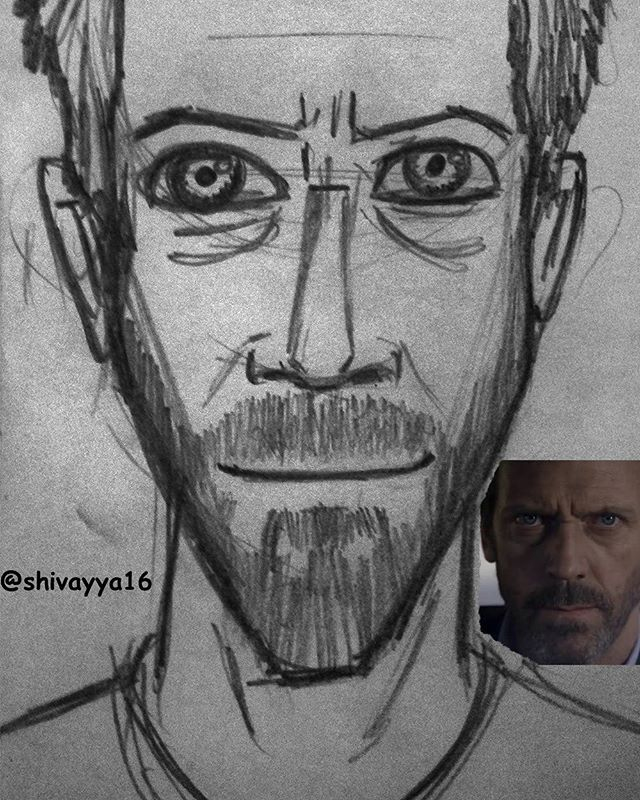 One of the best series i have watched  #house #housemd #gregoryhouse #gregoryhousemd #drgregoryhouse #hugh #hughlaurie #oldman #wiseman #wise #sketch #housemdquotes #lisacuddy #jameswilson #robertchase #thirteen #tvshow #beard #friday #instadaily #instaart #instaartist #dailyart #dailypic #picoftheday #sketching #sketchbook #bangaloreartists #artistoninstagram #artist