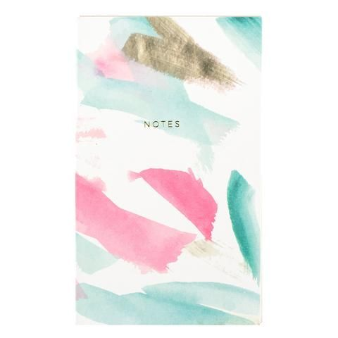 Confetti pocket notepad by NUNUCO® #notepad #nunucodesign