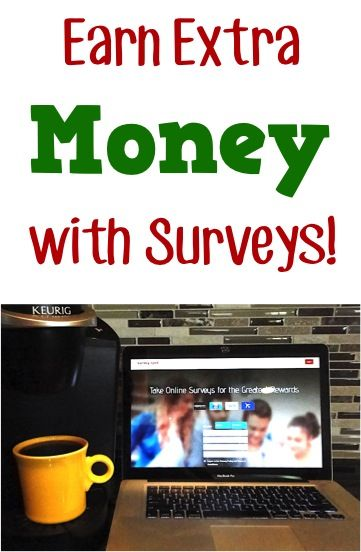 best website to earn money taking surveys