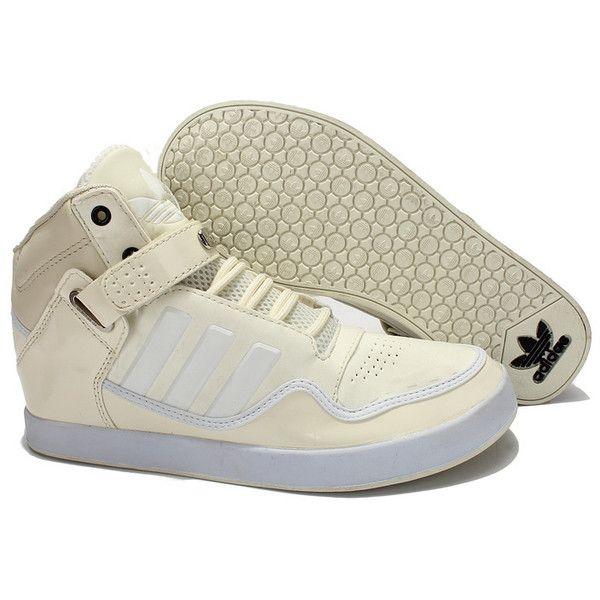 Adidas Originals AR 2.0 Beige via Polyvore