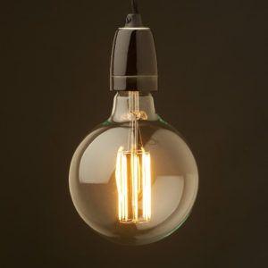 Bare Filament Light Bulbs