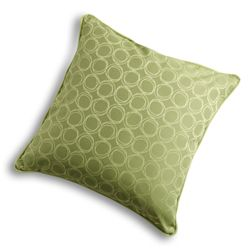 Ringo- an outdoor pillow made with Crypton fabric.