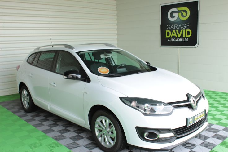 Renault Mégane III estate 1.5 dci 110 limited