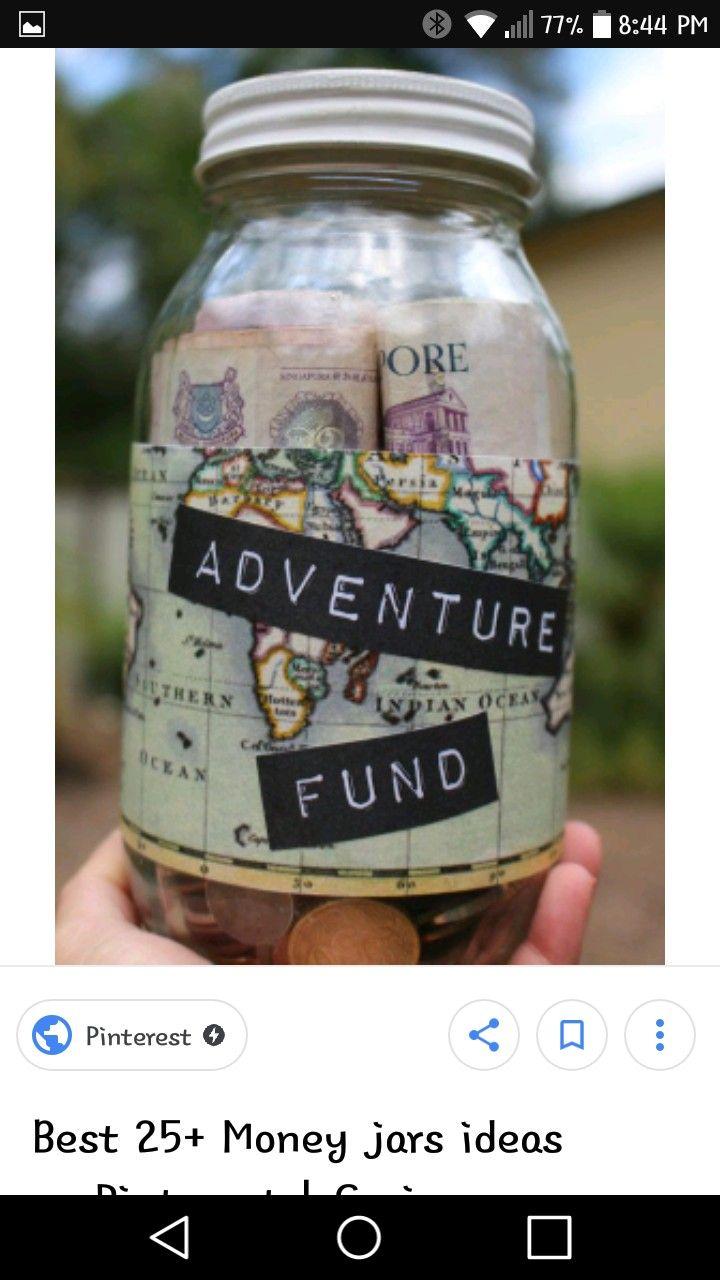 Pin De Nada Aboufaras En Money Frascos De Dinero Regalar Un Viaje Pasion Por Viajar