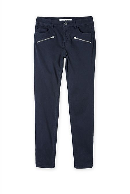 Country Road - this jean has the perfect amount of stretch for movement and comfort.