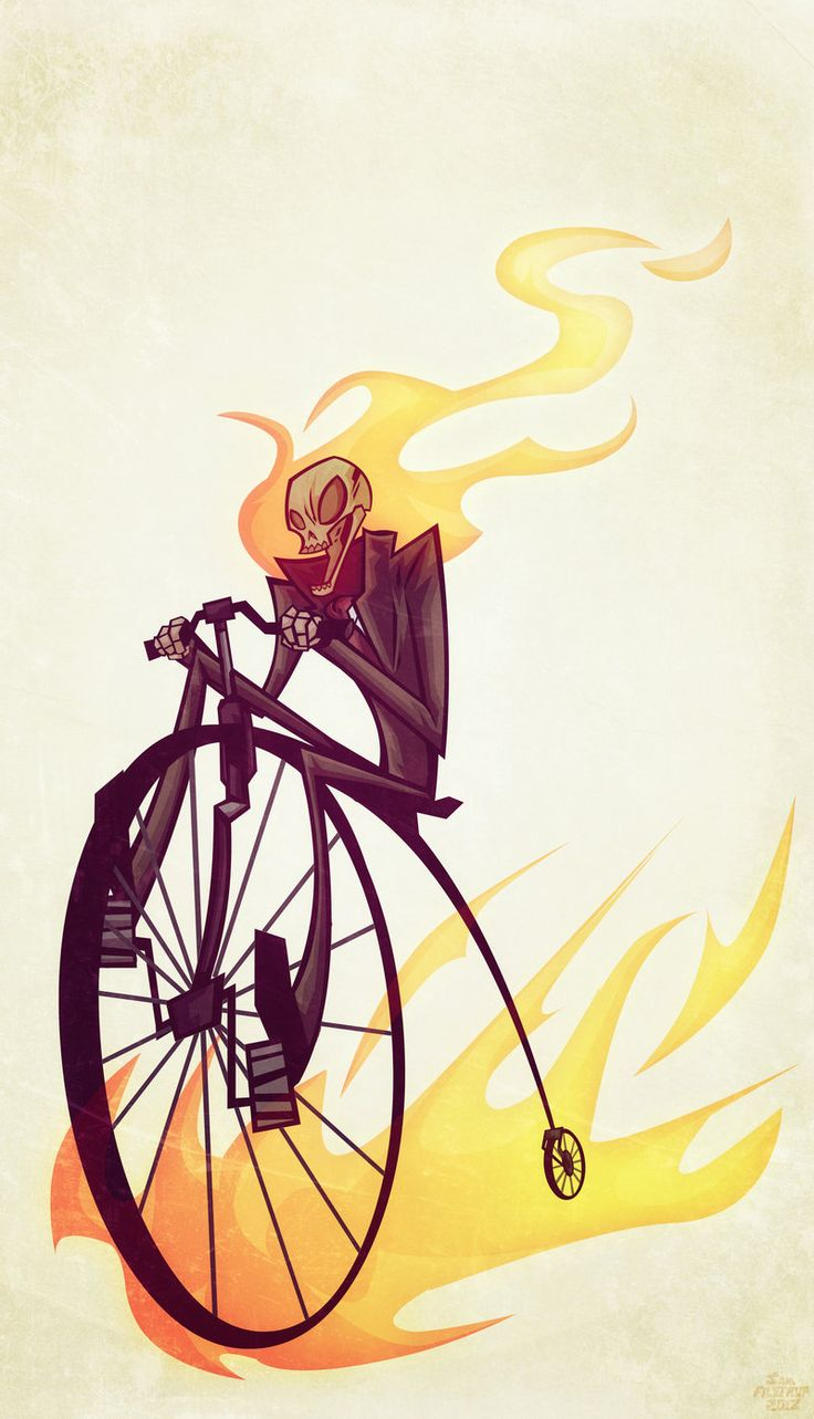 Old Timey Ghost Rider... Since Ghost Rider is one of my favorite movies I had to pin this.  it makes me laugh