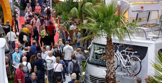 Extra drukte bij Messe Düsseldorf - http://www.campingtrend.nl/extra-drukte-bij-messe-dusseldorf/