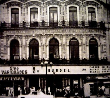 Los antiguos cines - Ciudadanos en Red- CINE VARIEDADES
