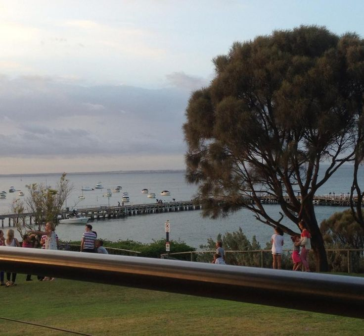 View from Portsea Pub