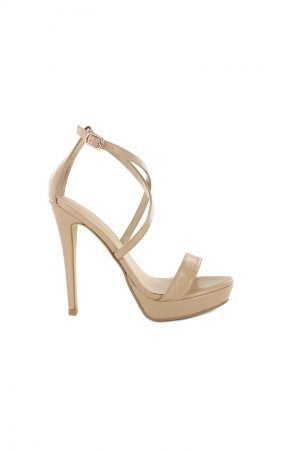 Glamour Puss CHANTAL  Nude Size 35.5 1