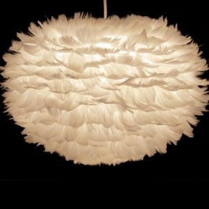 Vita Eos XL Feather Lamp