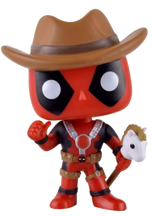 popvinyl.nz - Cowboy Deadpool - Deadpool - SDCC Exclusive - Pop! Movies Vinyl Figure, $29.95 (http://www.popvinyl.nz/cowboy-deadpool-deadpool-sdcc-exclusive-pop-movies-vinyl-figure/)