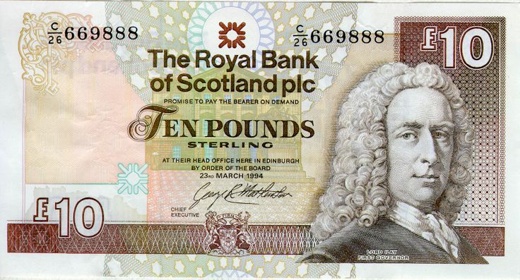 scotland currency | Scotland Money