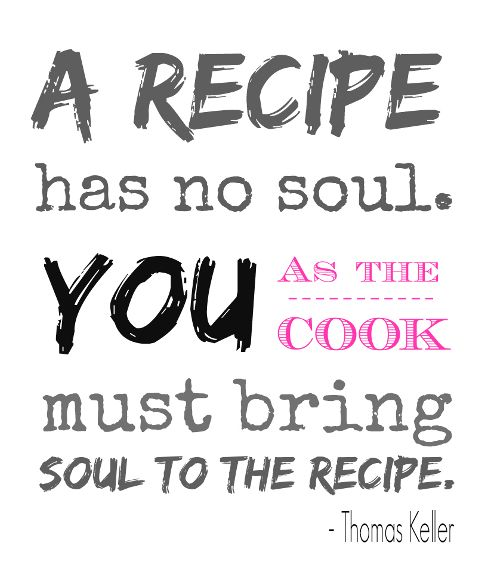 4 Keys to a Successful Food Blog   Del's cooking twist