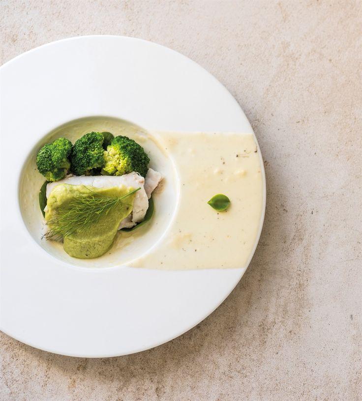 Resep: Resep: Geposjeerde lynvis met wasabi en avokadoroom | Netwerk24.com