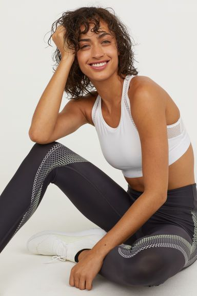 Shaping Sportlegging.Sportlegging Model Model Sport Tights Camisole Top Tights