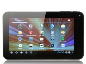 ($98.45) This is a recommended Tablet Computer in the market with superior design, easy application and top performance. It is installed with mobile Internet and multimedia device, support general applications including game, education, business and home entertainment. This Tablet Pc f...
