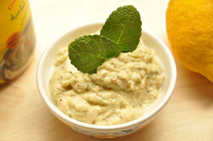 Il babaganoush Bimby è un antipasto a base di melanzane, tahina e menta. Anche detto caviale di melanzane, si usa per farcire la pita con i falafel