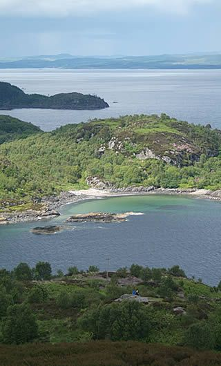 Loch Fyne, Scotland is the longest natural sea loch and passes through some of the most naturally beautiful and well preserved landscapes in Scoltland from the Isle of Arran to Inveraray and beyond. Also famous for its seafood