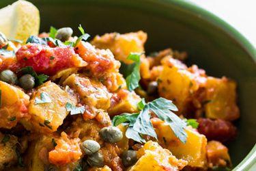 Kumara Bravas – Recipes – Bite