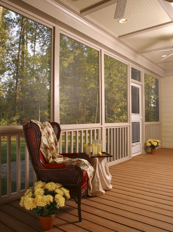 Best Screened Porch : Best images about screened porch on pinterest outdoor