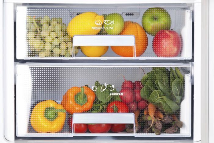 Все продукты будут свежими, если вы разложите их по правильным полкам. Уборка на холоде – оптимизируем холодильник :)