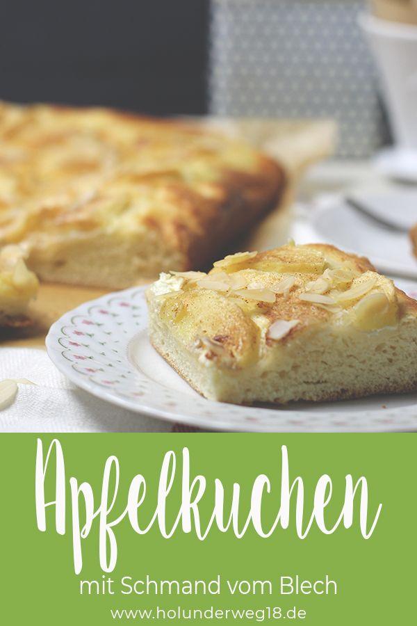 Blechkuchen Apfel Schmand Kuchen Vom Blech Kuchen Rezepte