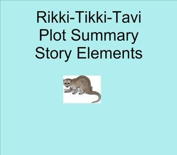 Students Arrange 9 Tiles From The Story Rikki Tikki Tavi Which Takes Plot Through Exposition Rising Action Climax Falling And Resolution