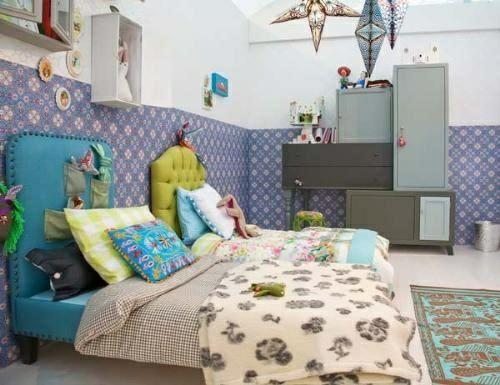 Die besten 25 gepolsterte kopfteile ideen auf pinterest - Jugendzimmer farbgestaltung ...