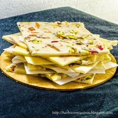 Enjoy Mumbai's famous sweet: Bombay Ice Halva