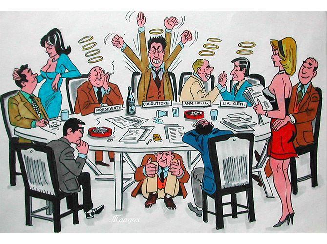 """Chiunque lavori in gruppo, che si tratti di aziende, redazioni o attività commerciali, si è confrontato con la questione """"riunioni"""". Tavoli di discussioni che iniziano e non finiscono mai, colleghi e collaboratori che intervengono a sproposito, che escono dal seminato, dall'oggetto della riunione, interlocutori che si perdono a parlare a sé stessi. Si passano ore in interminabili e inutili riunioni e spesso non si perde troppo tempo a chiedersi come migliorarle. Qualche tempo fa, il Wall…"""