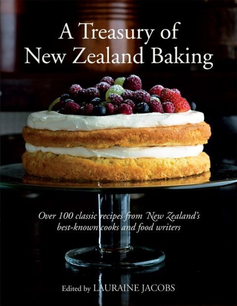 Cookbook review: A Treasury of New Zealand Baking - Beauty Articles