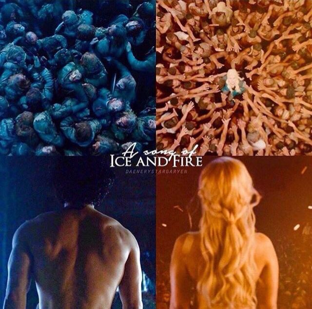 Canción de hielo y fuego