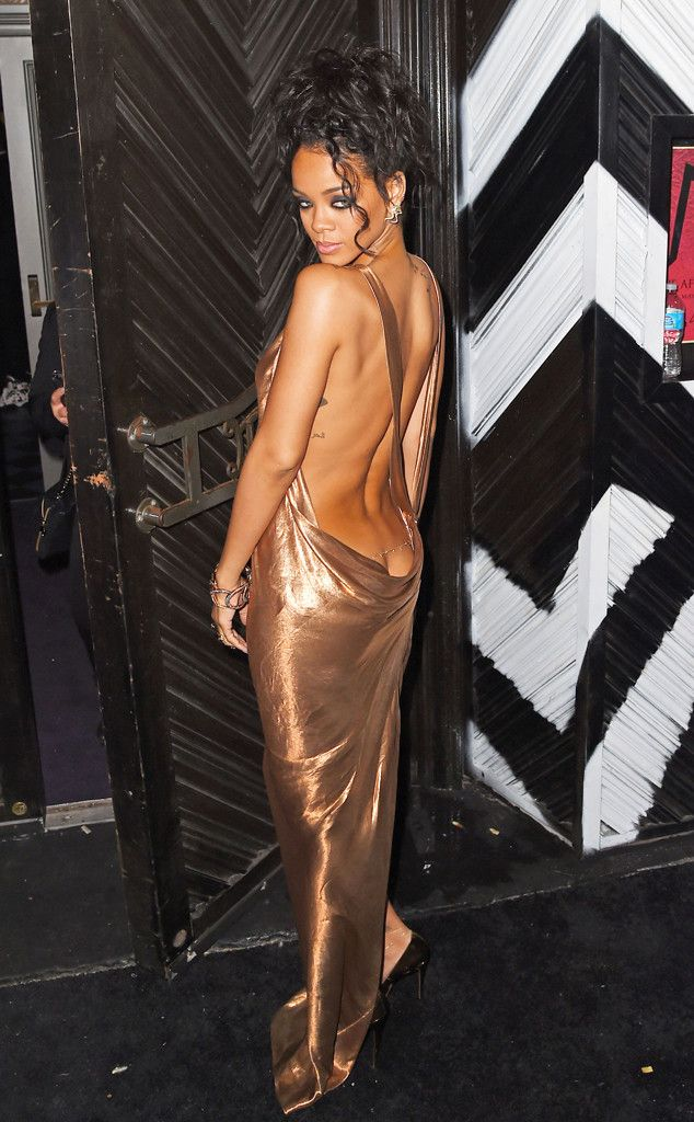Rihanna from Guess the Celebrity Booty