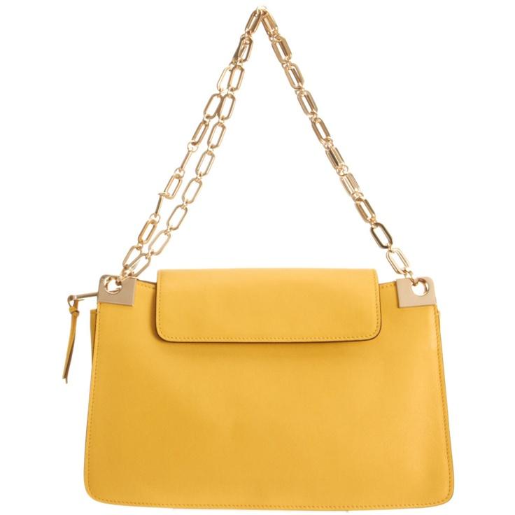 Chloe Bianca Shoulder Bag!  I need this bag!