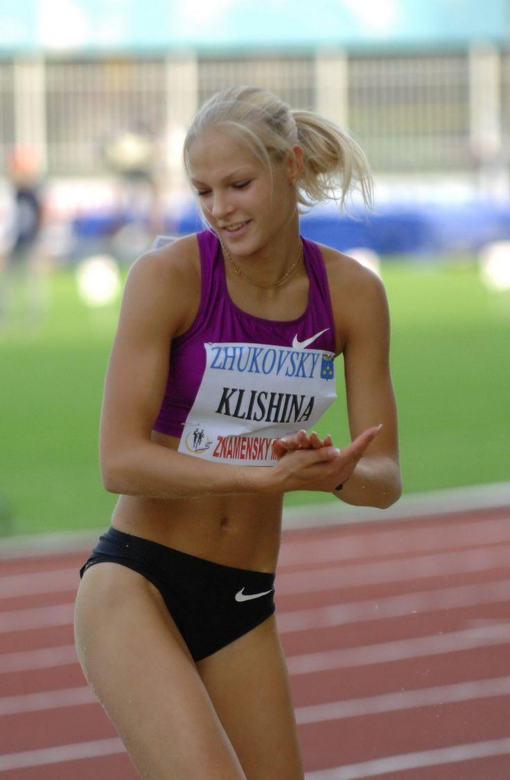 track field women nude