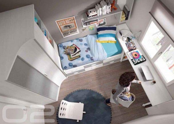 M s de 1000 ideas sobre armarios juveniles en pinterest - Muebles el chaflan ...