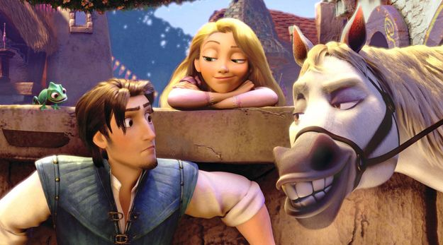 """Good news, Disney fans - the creators of Tangled are continuing the story of Rapunzel and Eugene, this time in a series on the Disney Channel. 