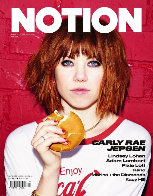 Carly Rae Jepsen  Notion 69