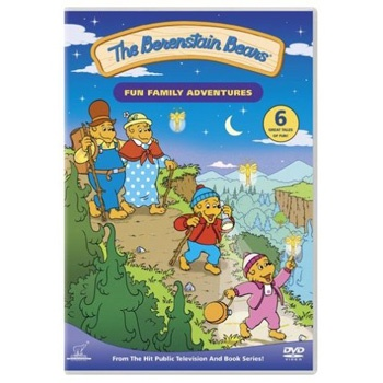Berenstain Bears: Family Vacation DVD for $24.95: Families Vacations, Berenstain Bears, Bears Books
