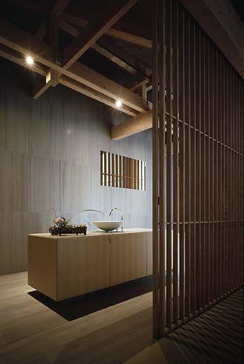 Ginzan Onsen Fujiya spa by Kengo Kuma