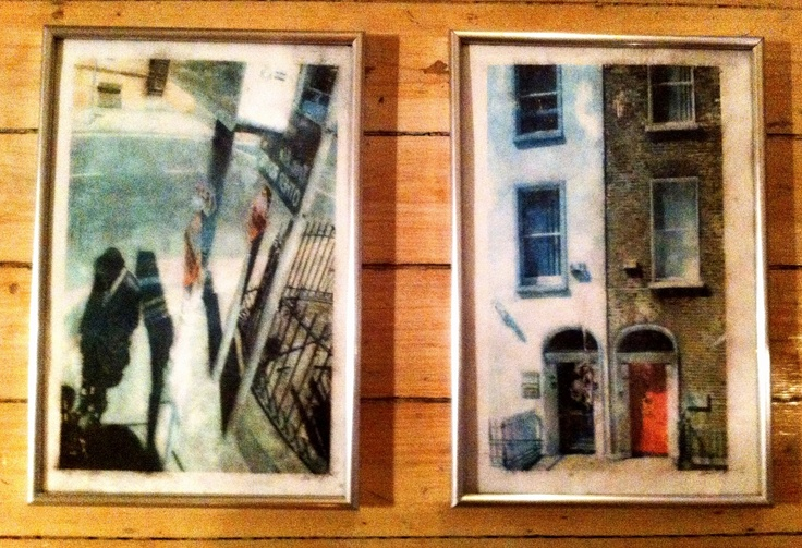 Made Transfers of some picture I took in Dublin:)