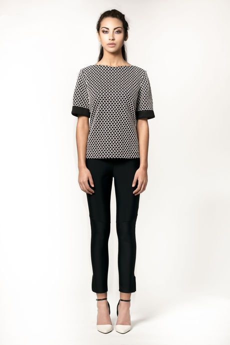 Available @ TrendTrunk.com KAZZ Clothing  Tops. By KAZZ Clothing . Only $150.00!