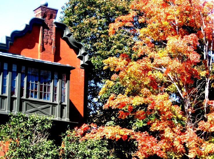 Orange House, Westmount, Montreal