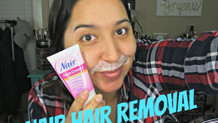 First Impression- Nair Hair Removal