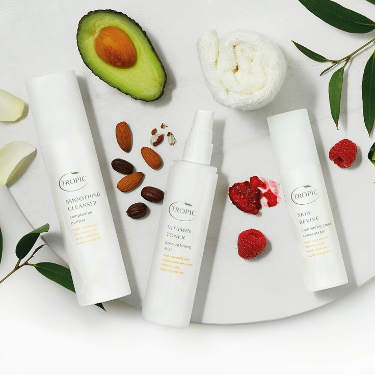 ABC Collection - Smoothing Cleanser Vitamin - Toner Skin - Revive Moisturiser + either Face Smooth Or Eye Refresh Roll-On