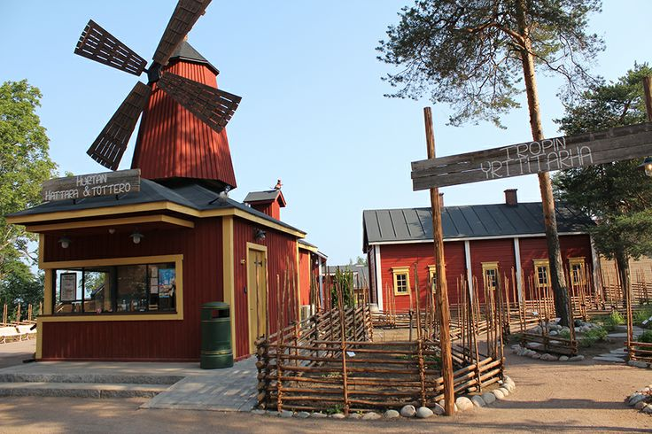 Koiramäki - Doghill @ Särkänniemi #sarkanniemi #tampere, visit: http://www.sarkanniemi.fi